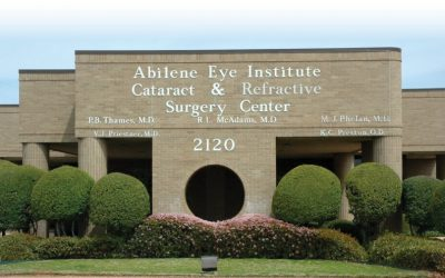Case Study: Partnering for End to End Services with Abilene Eye Institute Cataract and Refractive Surgery